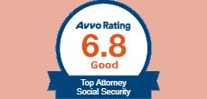 Avvo-Top attorney award